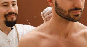 Acupuncture for shoulder pain