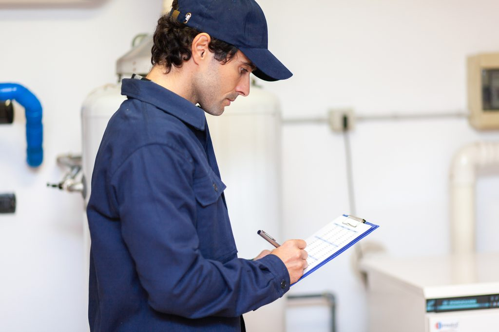 Trusted hot water plumber in Canberra servicing